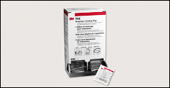 3M respirator wipes - Lens, respirator wipes