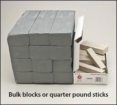5 pound box - Clay