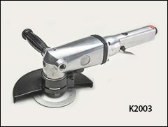 7 inch  type 27 grinder, 1.25 HP - Threaded spindle grinders