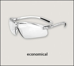 A700 series - Standard safety glasses