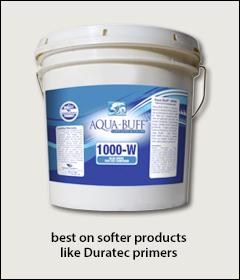 Aqua Buff 1000-W cutting compound - Aqua Buff compounds, polish