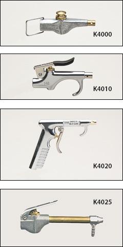 Blow guns - Airline accessories
