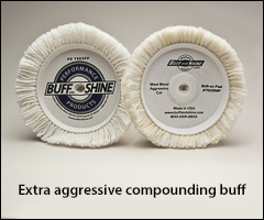"""Compounding buffs, extra aggressive, bolt-on - Buffs for 7½"""" pads"""