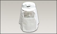 Cotton spray hood with visor - Sweatbands, hoods