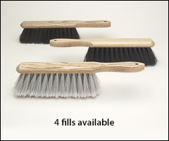 Counter dusters - Push brooms, brooms