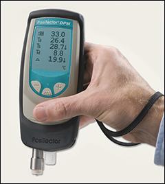 Dew point meter - Temperature meters