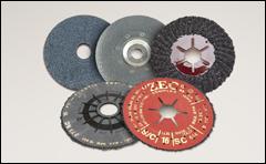 Discs with center holes - Discs