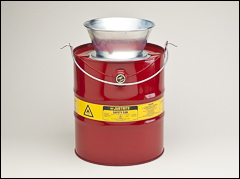 Drain can - Safety cans