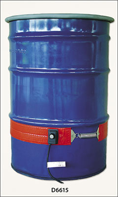 Drum and pail heaters
