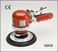 Dual action sander, 6 inch  - DA, random orbital