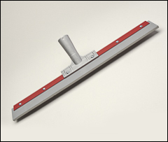 EPDM rubber, flat edge - Squeegees