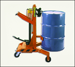 Ergonomic drum handler - Cradles, dolly, lifters