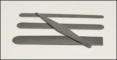 Fillet scrapers - Fillet wax