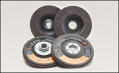 Flap discs for FRP work - Discs