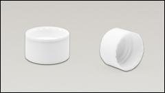 Flat caps - Polyethylene bottles and caps