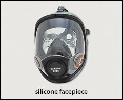 Gerson full face respirator