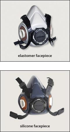 Gerson half masks - Half mask respirators, reusable