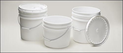 Heavy-duty pails