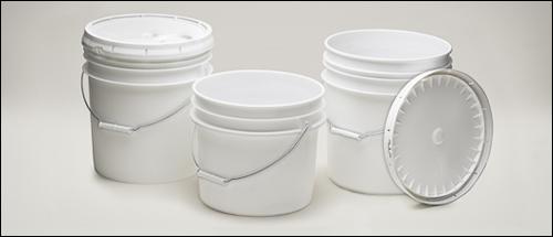 Heavy-duty pails