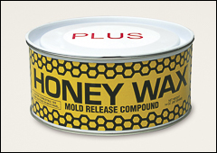 Honey Plus wax paste - Paste wax