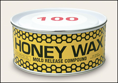 Honey wax 100 paste - Paste wax