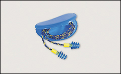 Howard Leight Fusion® - Multiple-use earplugs