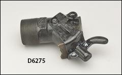 Iron gate valve - Faucets