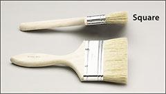 Layup, chip brushes - Layup and paint brushes