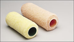 """Long nap roller covers - Roller covers and frames, 1½"""" size"""