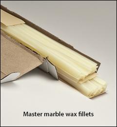 Master™ marble wax fillet - Fillet wax