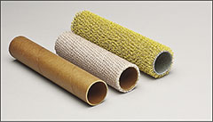 """Miscellaneous roller covers - Roller covers and frames, 1½"""" size"""