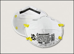 N95 respirator mask, 3M - 3M disposable respirators