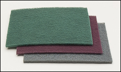 Non-woven pads - Non-woven hand pads