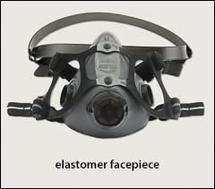 North half masks - Half mask respirators, reusable
