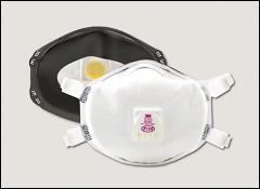 P100 respirator mask, 3M - 3M disposable respirators