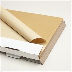 PS266 adhesive coated sheet wax - Freeman 266 Thermo-Stable sheet wax (1 of 3 formulas described below)