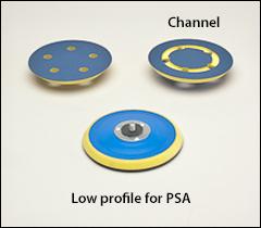 PSA backing pads - PSA pads