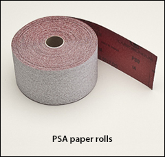 PSA rolls