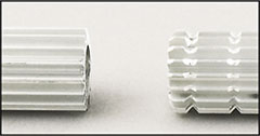 Paddle wheel rollers - Laminating rollers