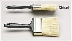 Paint brushes - Layup and paint brushes