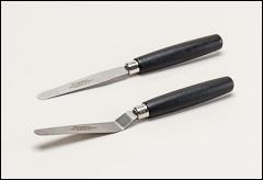 Palette knives - Palette knives, spatulas