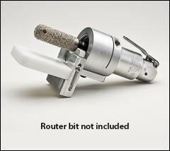 Rebating router