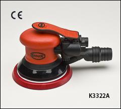 Remote vacuum sander - Palm sanders