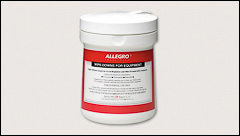 Respirator wipes, bulk canister - Allegro cleaning wipes