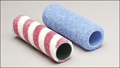 """Short nap roller covers - Roller covers and frames, 1½"""" size"""