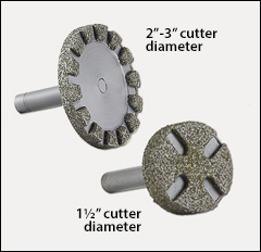 Surface planing cutters - Planing tools