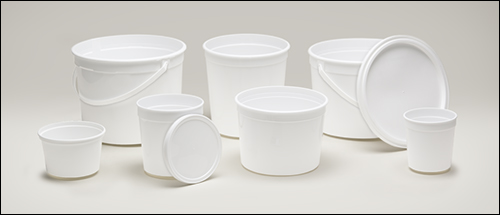 Thin wall tubs - Poly tubs