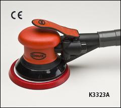 Venturi vacuum sander - Palm sanders