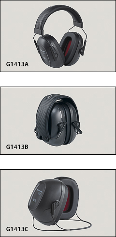 VeriShield 100 Series passive earmuffs